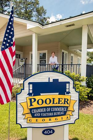 Pam Southard { Pooler Mag Advertorial }