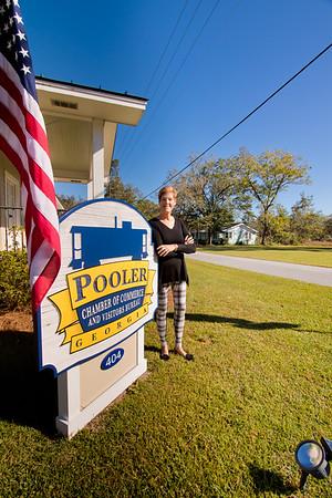 Pam Southard { Pooler Mag }