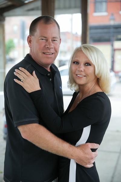 Pam & Todd