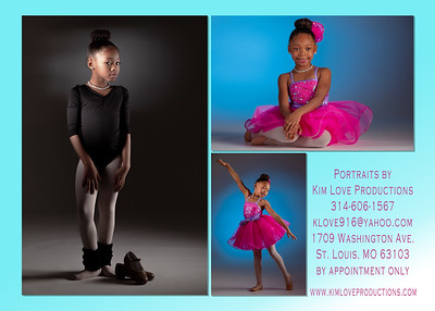 Dance Promo Front