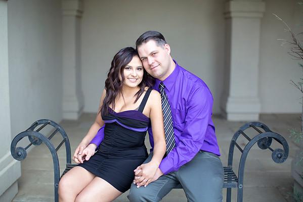 Pamela and David