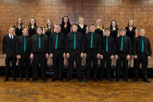 PHS Choirs 2017 2018