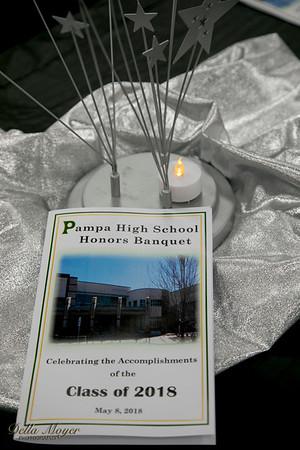 PHS Honors Banquet 2018