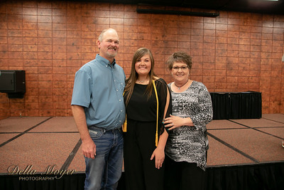 PHS Honors Banquet 2019 Shults