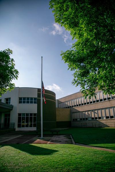 PHS Military Memorial Dedication 2019