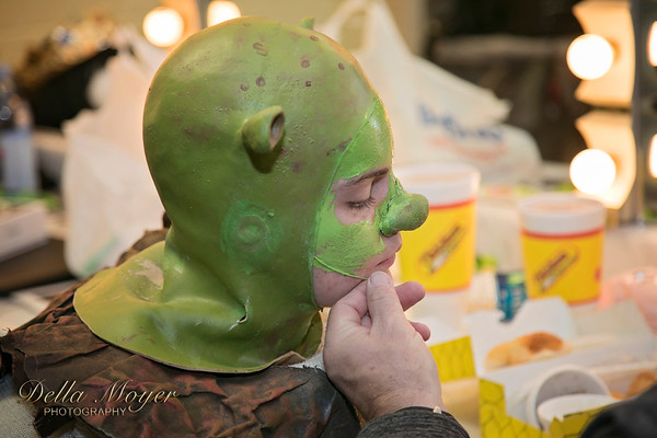 Shrek PreShow 2018