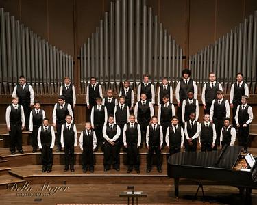 PJH Choirs 2018 19