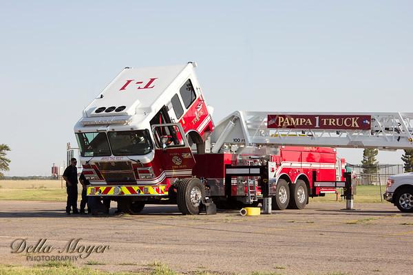 Pampa Fire Trucks 2017