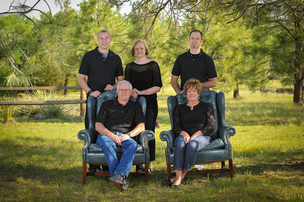 Brian Johnson Family Pics