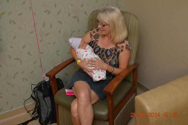 Cora's Birth