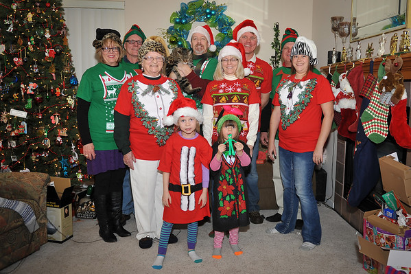 2013 Family Christmas