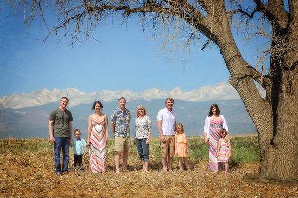 Easter Family Pics