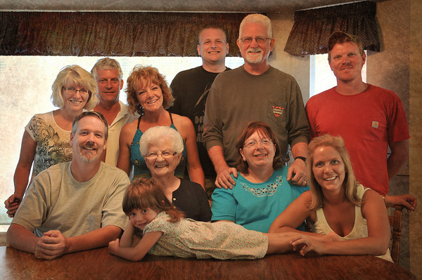 Pam's Extended Family