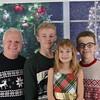 Rich, Wyatt, Audrey & Garrett 2014