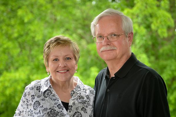 Randy and Judy Johnson