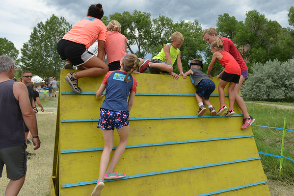Kids Obstacle Challenge 2017