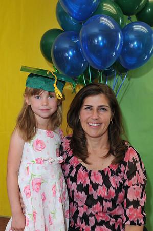 Shelby's Kindergarten Graduation
