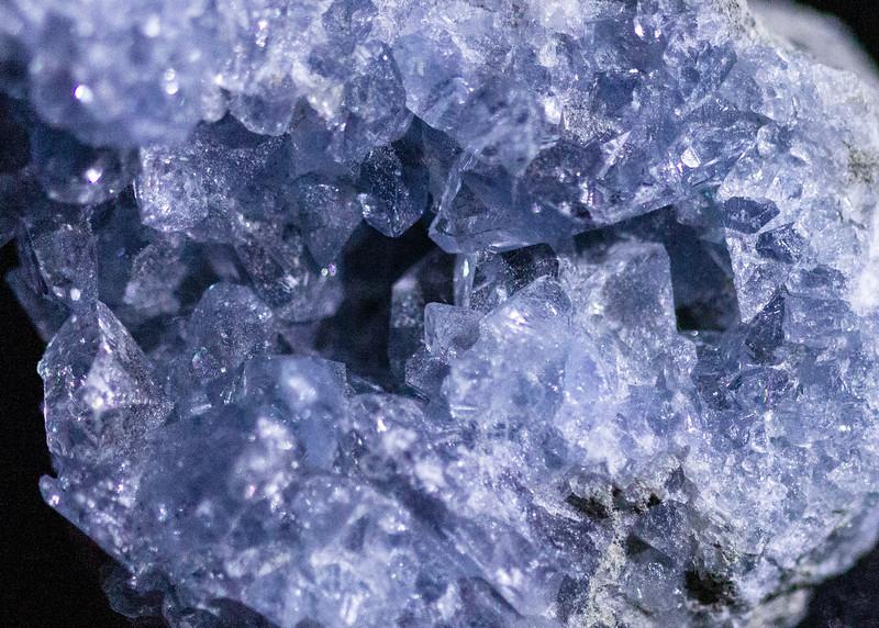 Celestite Crystals