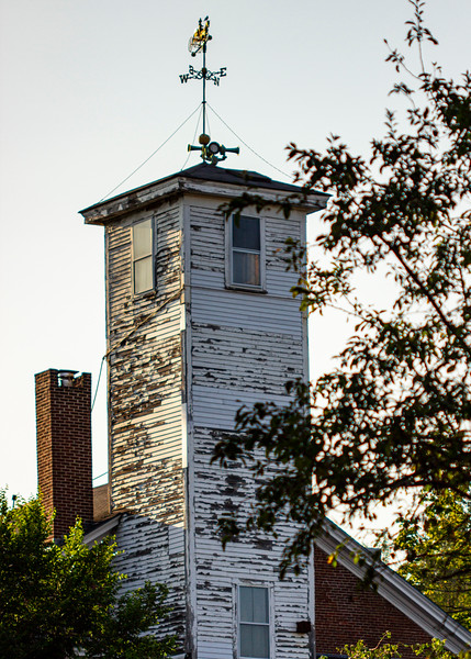 Hallowell Fire Department Tower