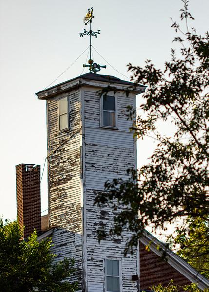 Hallowell Fire Department Tower