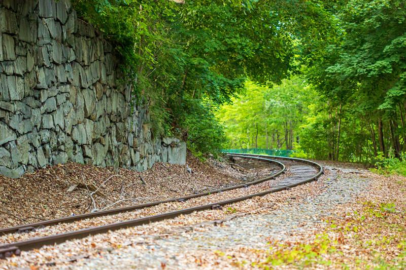 Kennebec River Rail Trail, Hallowell, Maine