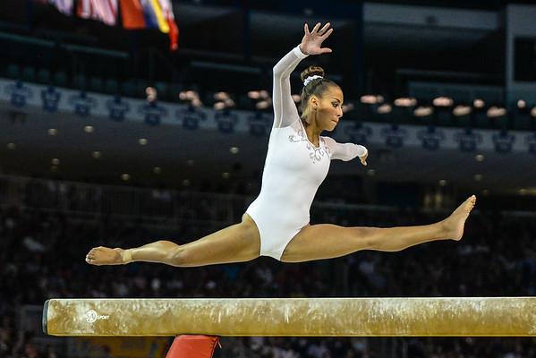 Pan Am Games - 2015 -Gymnastics - Women's All Arounnd Finals