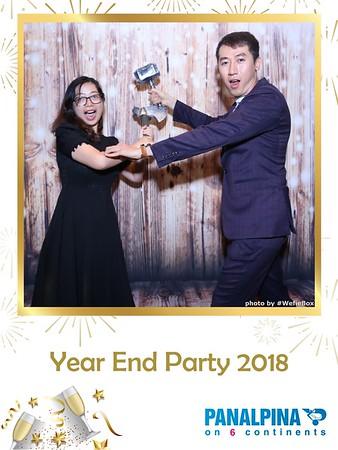 Panalpina Year End Party 2018 Photobooth - Chụp ảnh in hình lấy liền Tất niên 2018 - WefieBox PHotobooth Vietnam