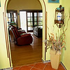 Front entrance into great room