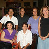 Luis & family, including Alberto, Mariana's new husband