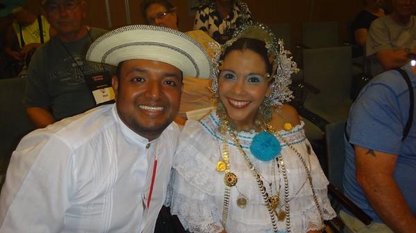 Carlos & Evelyn