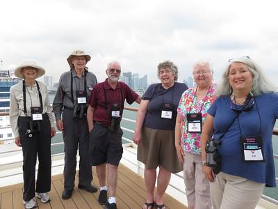 Helen, Hans, Glen, Elma, Kathy & Liz