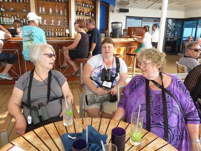 Lydia, Dawn & Sue