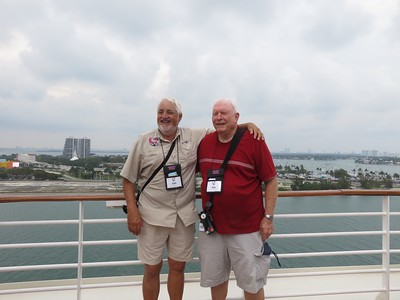 Panama Canal Cruise April 2, 2017