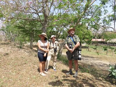 Vickie, Pilar & Jeff