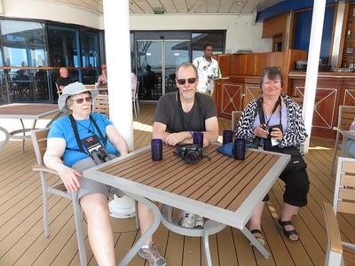 Jan, Mike & Kathryn
