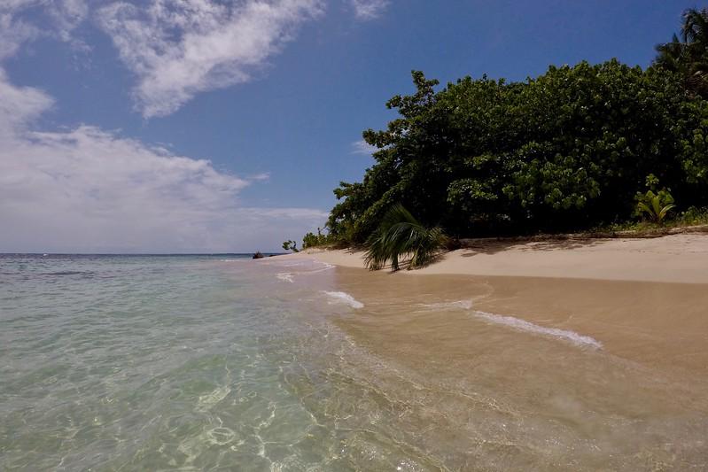 Cayos Zapatillas, Bocas del Toro, Panama