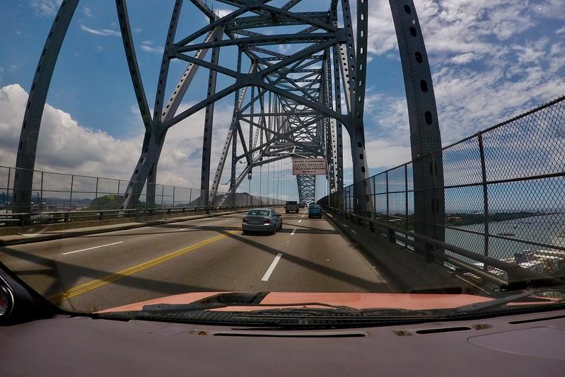 Bridge of the Americas, Panama, Panama