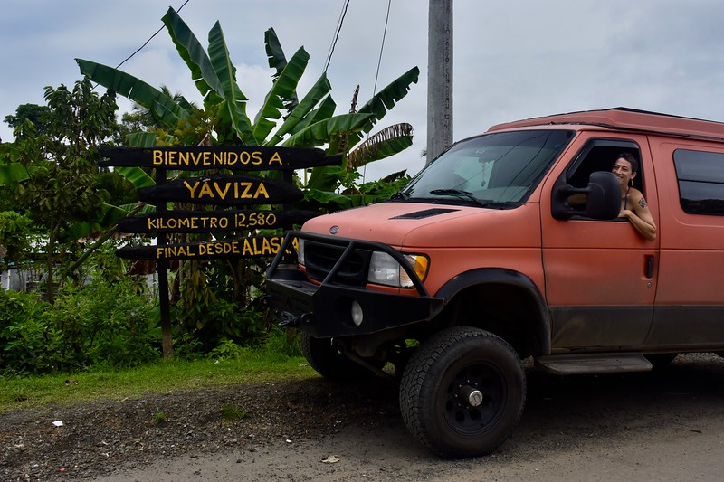 Yaviza, Darien, Panama