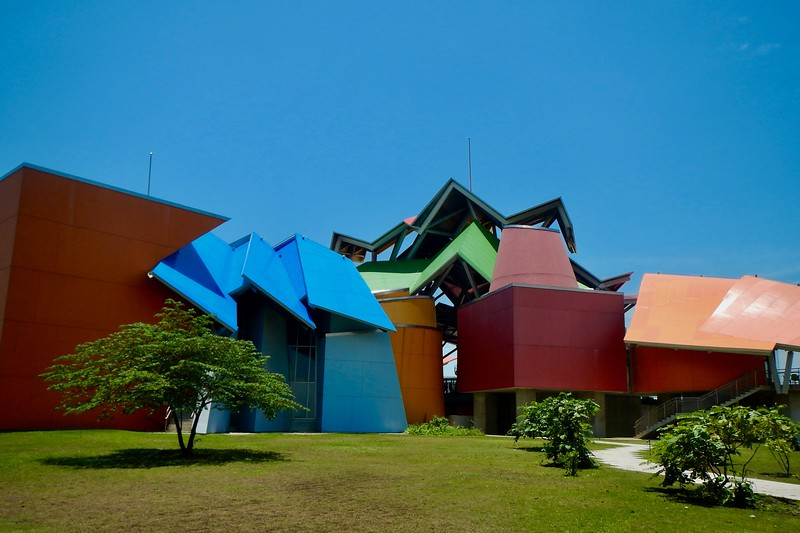 Biomuseo, Panama, Panama