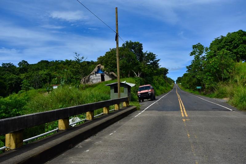 Via Panamericana, Panama, Panama