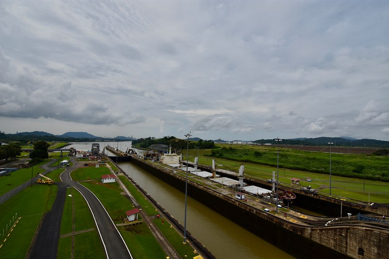 Miraflores Locks, Panama, Panama
