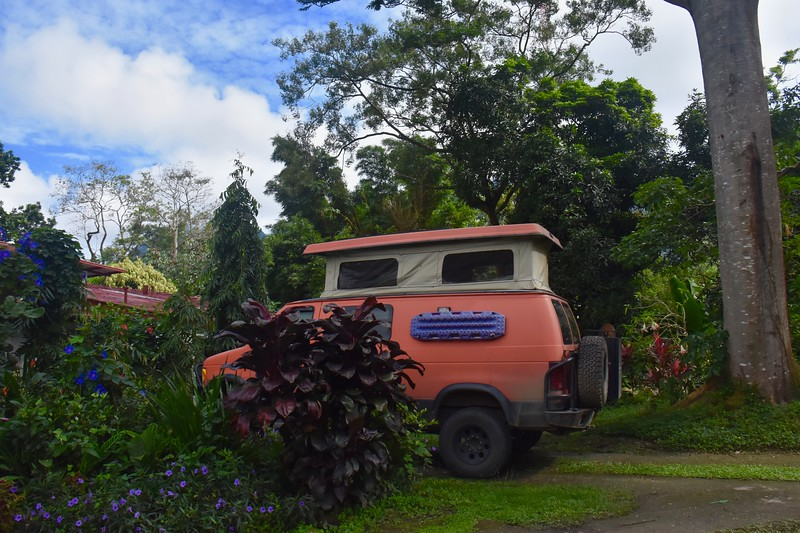 Hotel Valle Verde, El Valle de Anton, Cocle, Panama