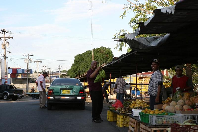 Ciudad De Panamá Roadside fruit stand