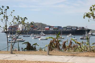Ciudad De Panamá Panama Canal Pacific side