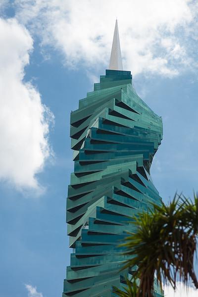 F&F Tower, Revolution Tower