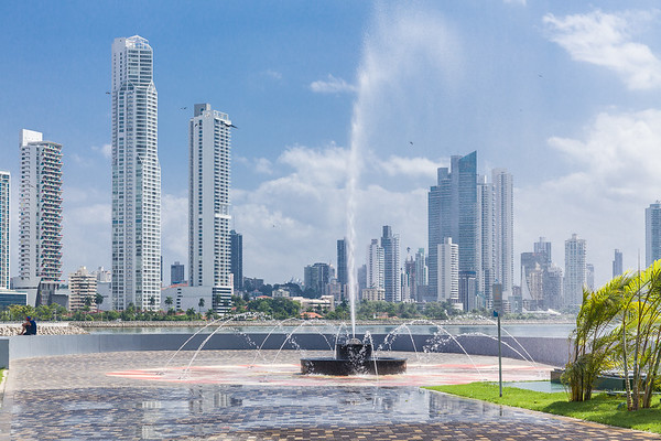 Ciudad De Panamá Cinta Costera, Panamá