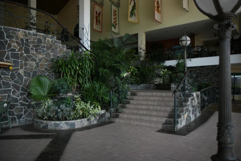 Lobby Gamboa Rainforest Resort;