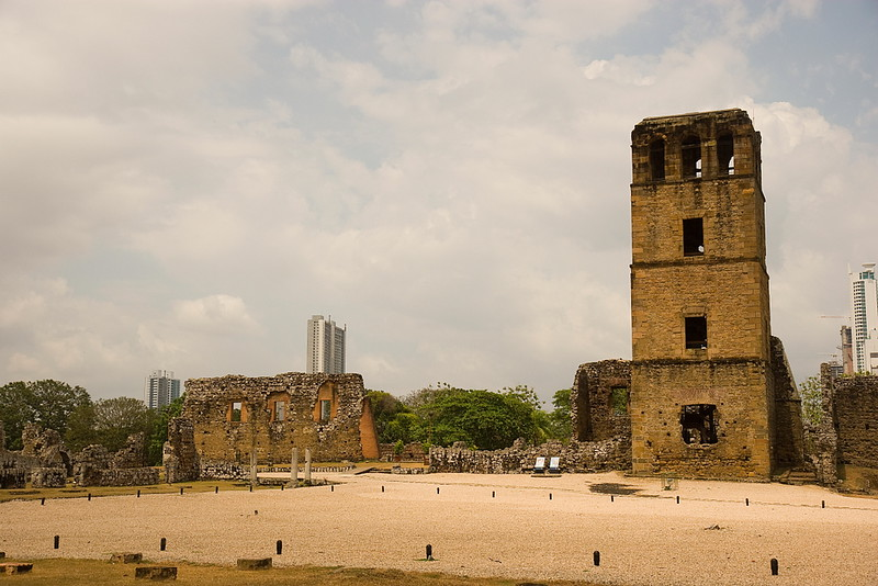 Ciudad De Panamá Panamá Viejo