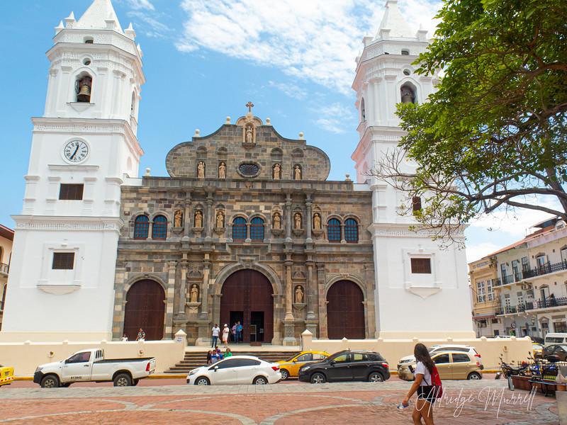 Ciudad De Panamá La Catedral Basílica Santa Maria la Antigua de Panamá