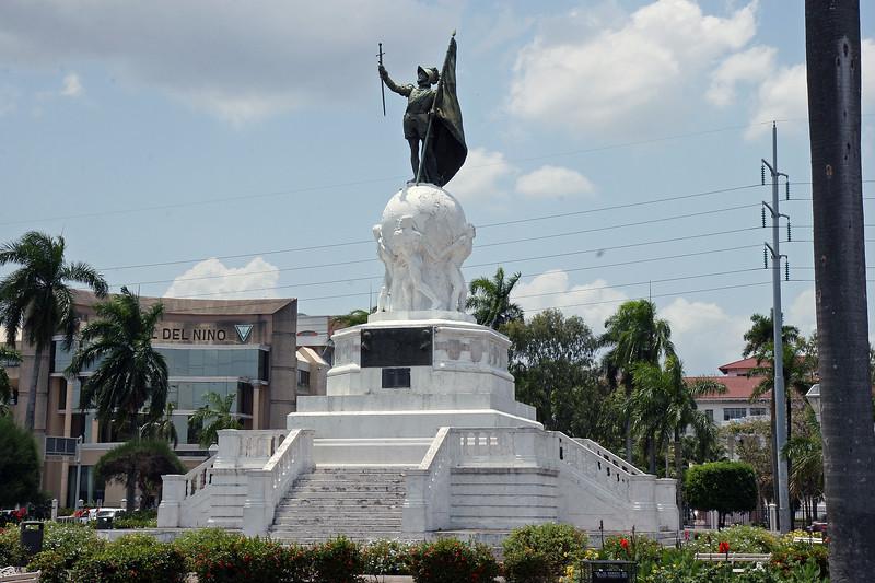 Ciudad De Panamá Vasco Núñez de Balboa Park. panama